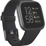La montre Fitbit Versa 2 permet de contrôler votre rythme cardiaque.